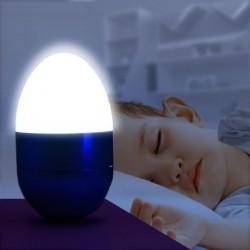 Lampe veilleuse en forme d'œuf
