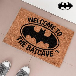 Tapis d'entrée à l'inscription Welcome To The Batcave