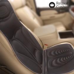 Dessus de siège pour voiture à fonction de massage et de chauffage