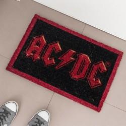 Tapis d'entrée au logo AC/DC