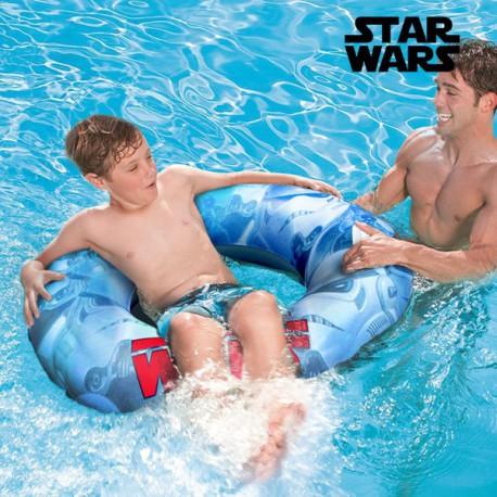 Bouée gonflable ronde Star Wars
