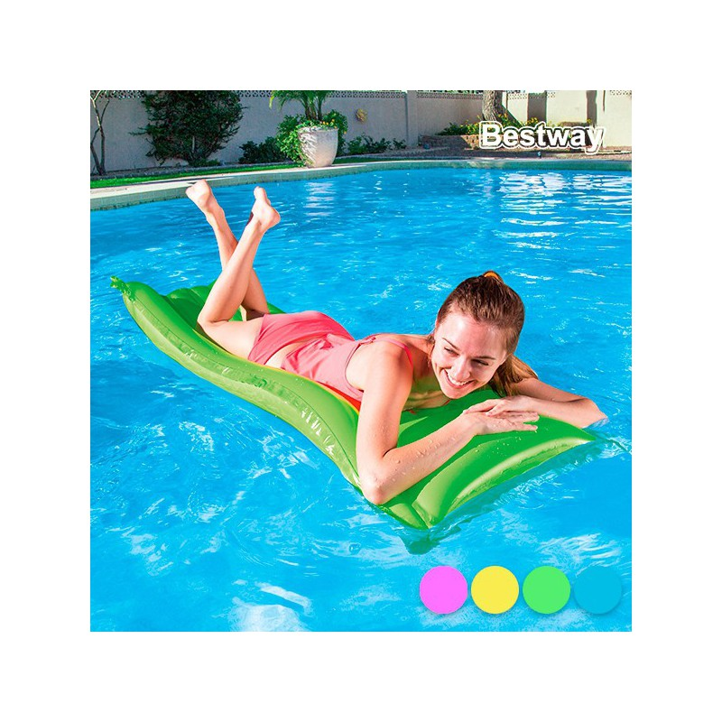 Matelas gonflable de piscine - Matelas gonflable tres confortable ...