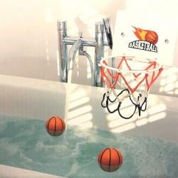 Mini jeu de basketball pour le bain