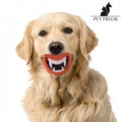 Jouet pour chien en forme de bouche