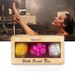 Bombes Effervescentes pour le bain (3 pack)