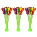 Bouquet de 37 bombes à eau prêtes en 2 secondes ( 3 bouquets)