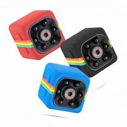 Mini camera Full HD 1080P vision nocturne carré