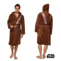 Peignoir marron Chewbacca saga Star Wars