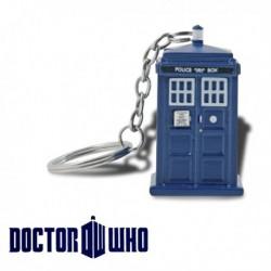 Porte-clés lumineux Tardis du Docteur Who