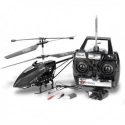 Hélicoptère R/C caméra espion 1.3 MP