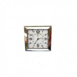 Horloge miniature carrée caméra espion