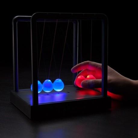 Pendule de Newton LED