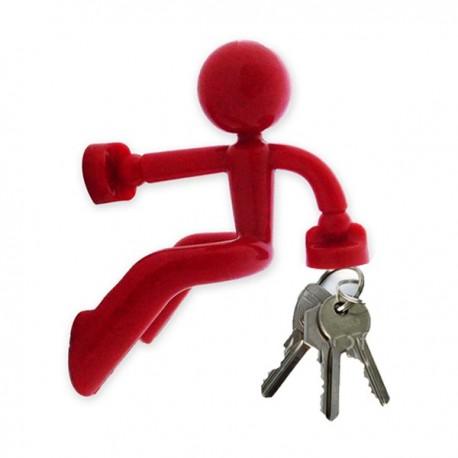 Accroche clés magnétique en forme de bonhomme