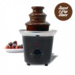 Fontaine à chocolat fondu