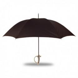 Parapluie à manche en forme d'épée de pirate