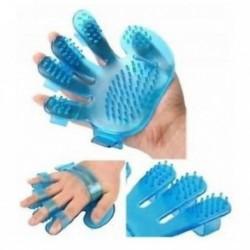 Main en silicone pour massage et grattage